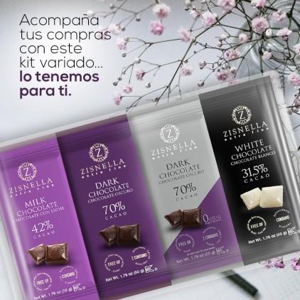 Chocolates variados ZISNELLA