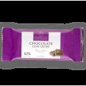 Caja de 6 tabletas de chocolate con leche ZISNELLA