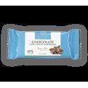 Caja de 12 tabletas chocolate con leche y almendras 42% ZISNELLA